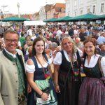 Erfolgreicher Sommerabschluss mit dem 10. Weinfest in Leoben