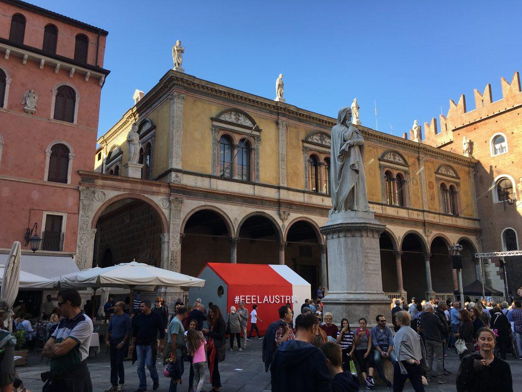 Concept Store in Verona, Copyright: ÖW
